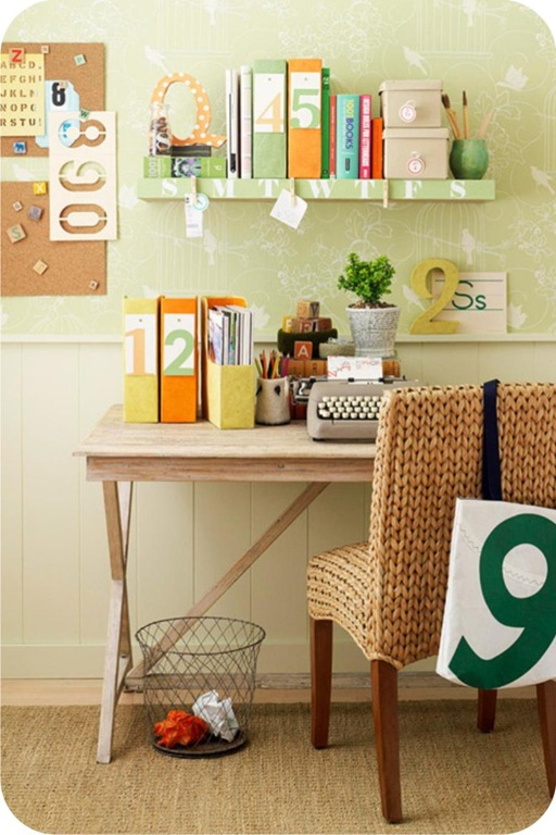 Decorar o home office 4