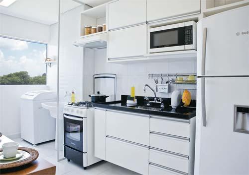 Conforto e personalidade em um apartamento pequeno 6