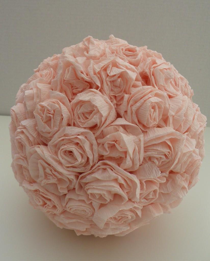 Bolas de Flores 4