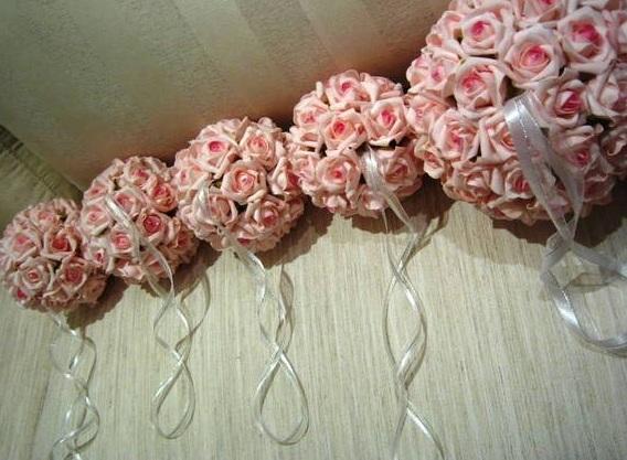 Bolas de Flores 2