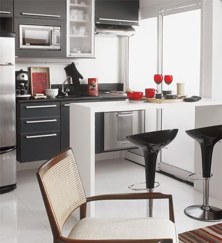 Dicas para não errar na decoração da cozinha Americana
