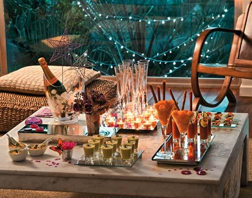 Mesa para Ano Novo 6