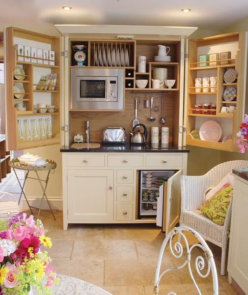 Cozinha sem armário 10