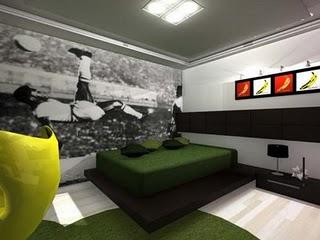 Como decorar um quarto masculino 11