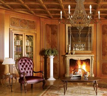 Elementos antigos na decoração moderna