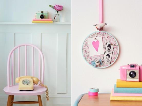 Candy Color na decoração: uma douçura de estilo