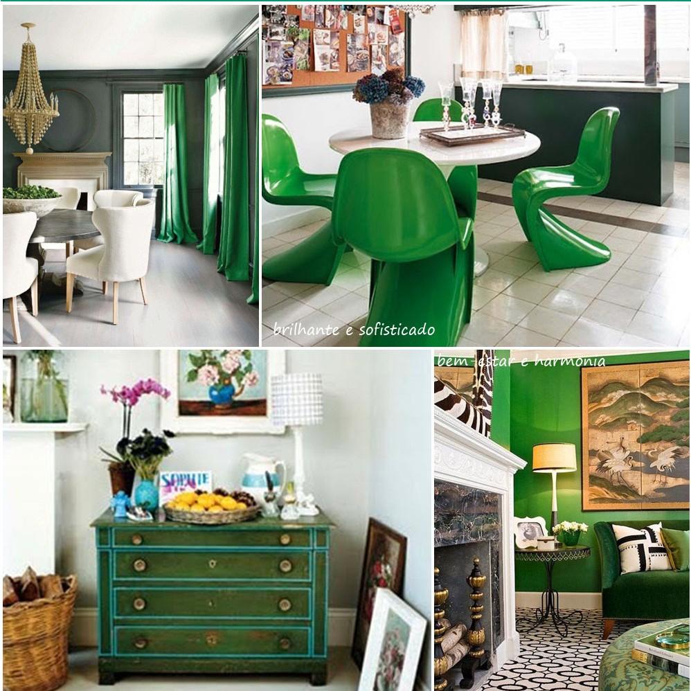 Verde esmeralda: A cor de 2014