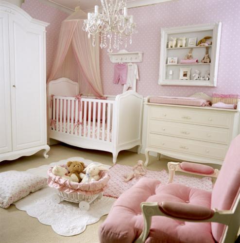 Quarto do bebê personalizável 8