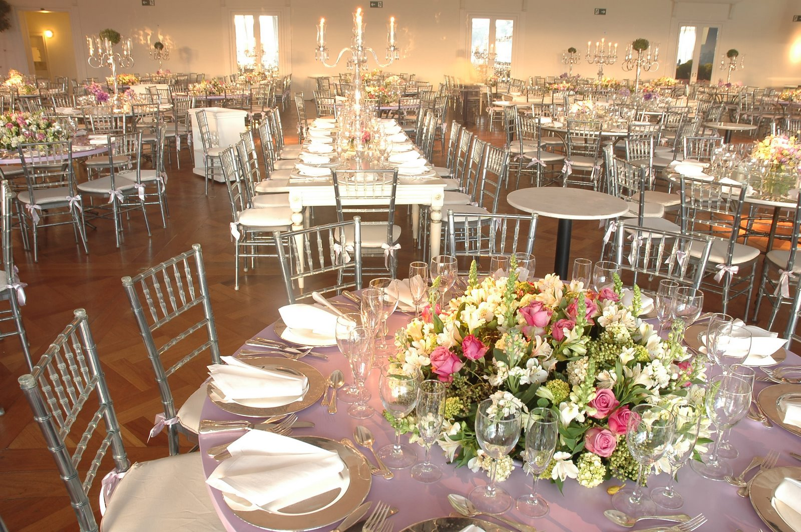 decoracao de casamento que eu posso fazer:Decoração para Festa de Casamento com Flores