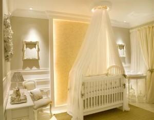 Cor do quarto do bebê