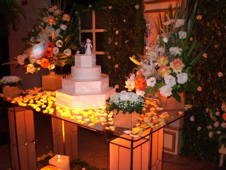 Mesas de casamento 3