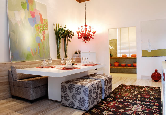 mesa ideal para a sala de jantar 4