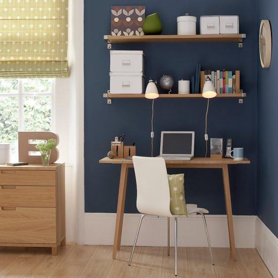 Azul Mônaco na decoração 5