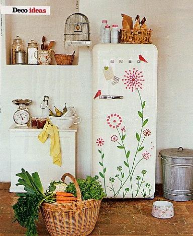 Adesivos de geladeira 7