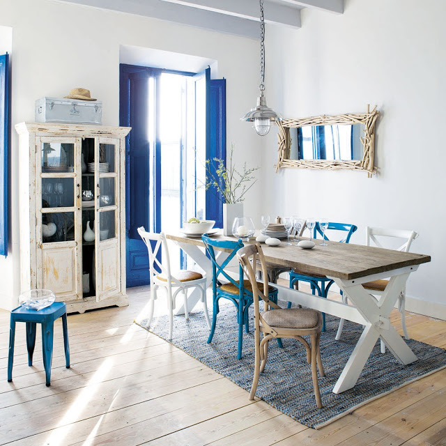 Decorar com azul 8