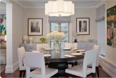 mesa ideal para a sala de jantar 8