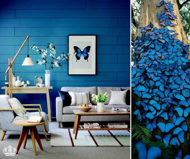 Azul Mônaco na decoração 8