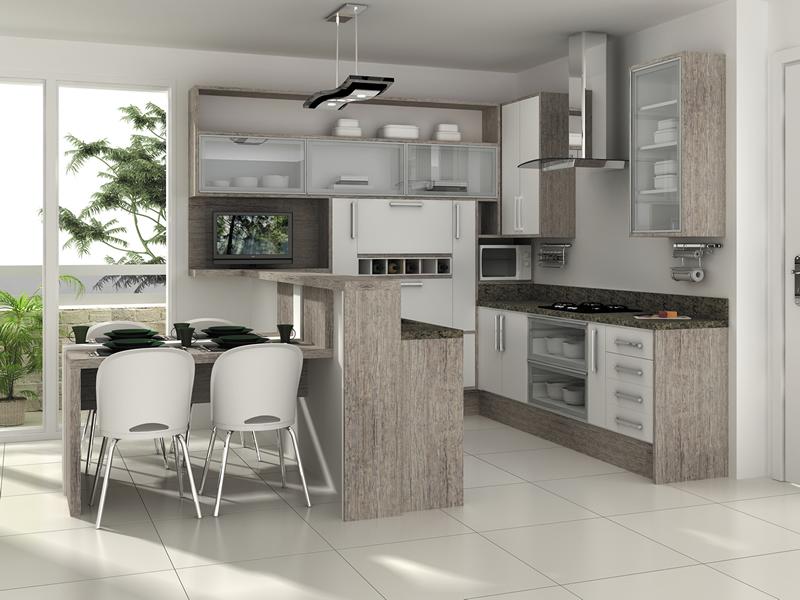 Cozinhas práticas 2