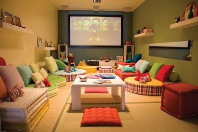 Sala para as crianças 2