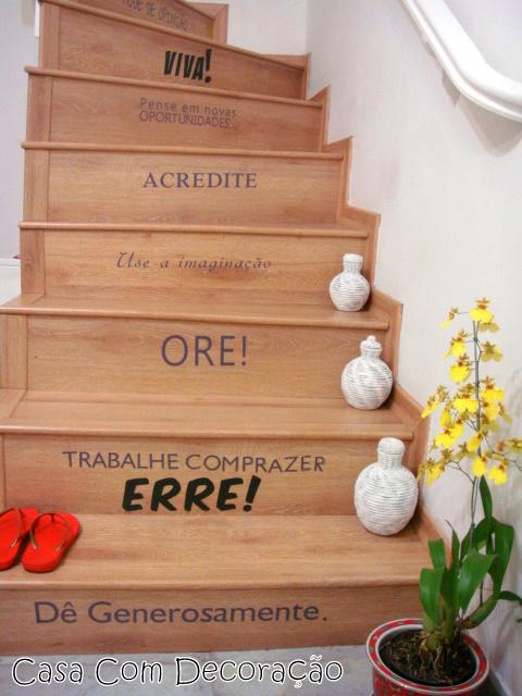 Escada nova 2