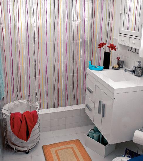 Cortinas para o banheiro 4