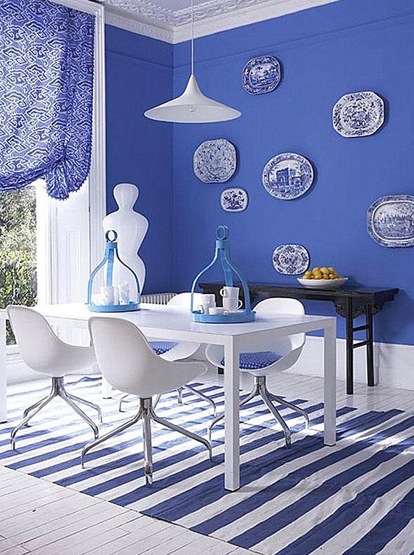 Cores na decoração: Azul 4