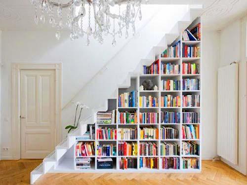 Biblioteca em casa 4