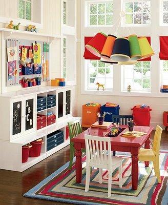Sala para as crianças 6