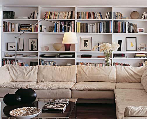 Biblioteca em casa 2