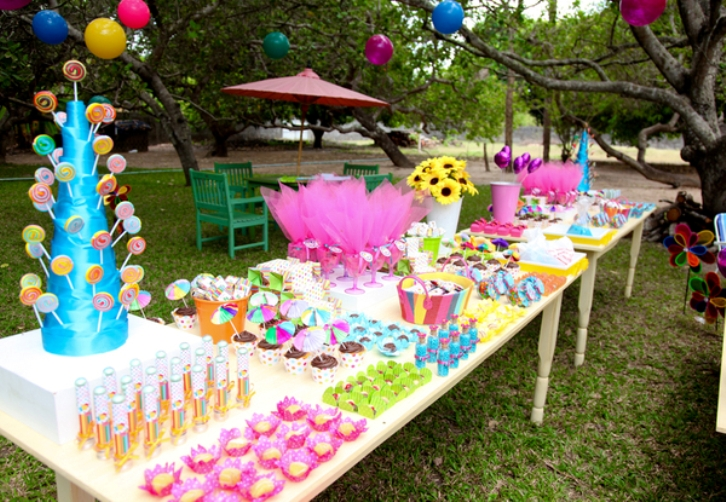 decorar festa de aniversário infantil 7