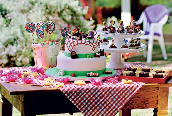 decorar festa de aniversário infantil 8