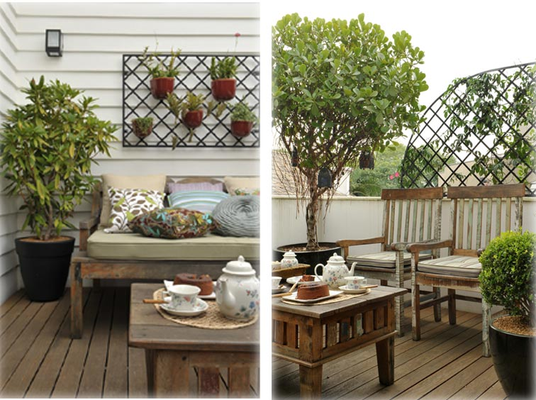 Ideias para decorar varanda 13