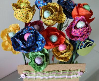 Como decorar casquinhas de Páscoa 7