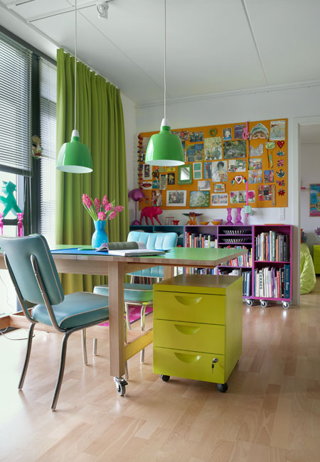 Decorar com cores 3