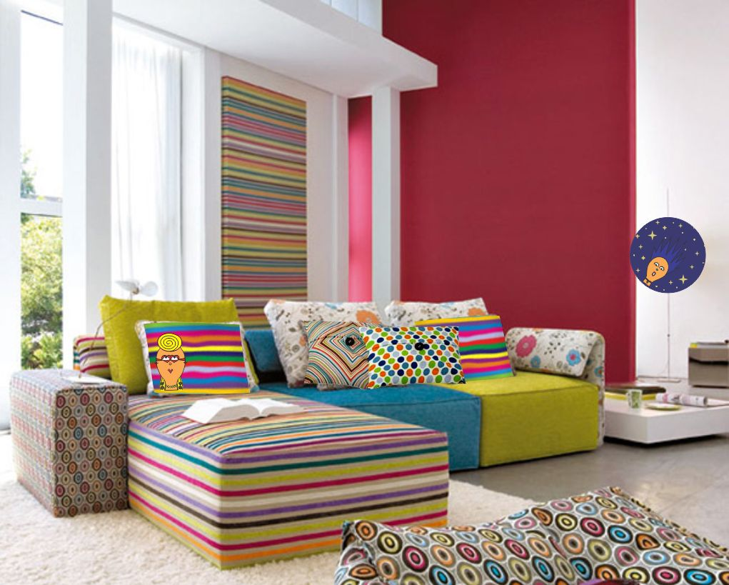 Decorar com cores 8