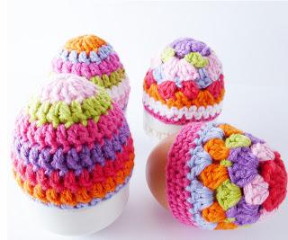 Como decorar casquinhas de Páscoa 5