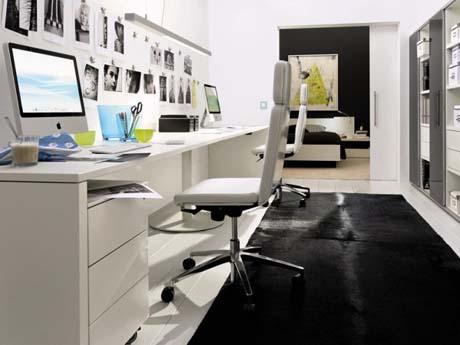 Como decorar o escritório sem gastar muito 3