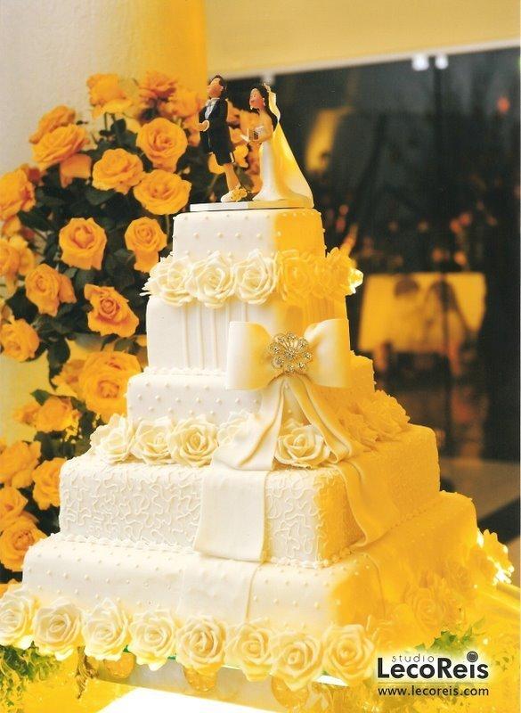 Como escolher bolo de casamento 12