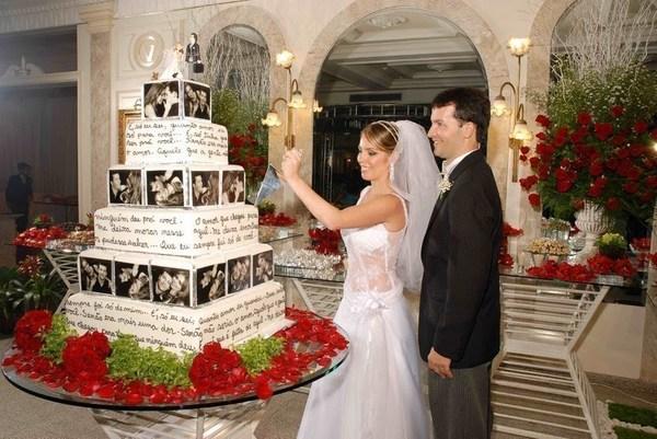 Como escolher bolo de casamento 2