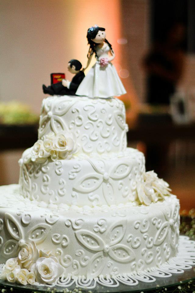 Como escolher bolo de casamento 4