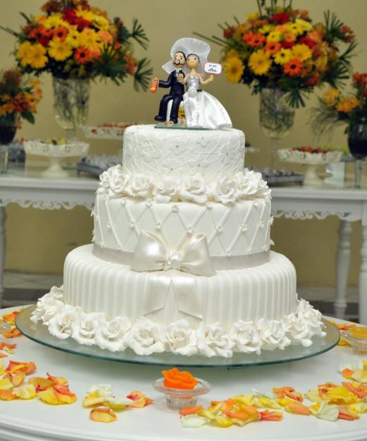 Como escolher bolo de casamento 5