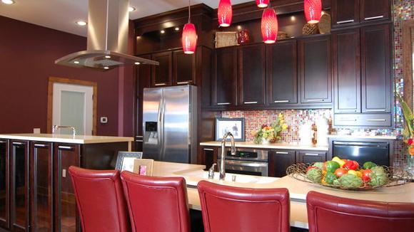 Como decorar cozinha escura 5