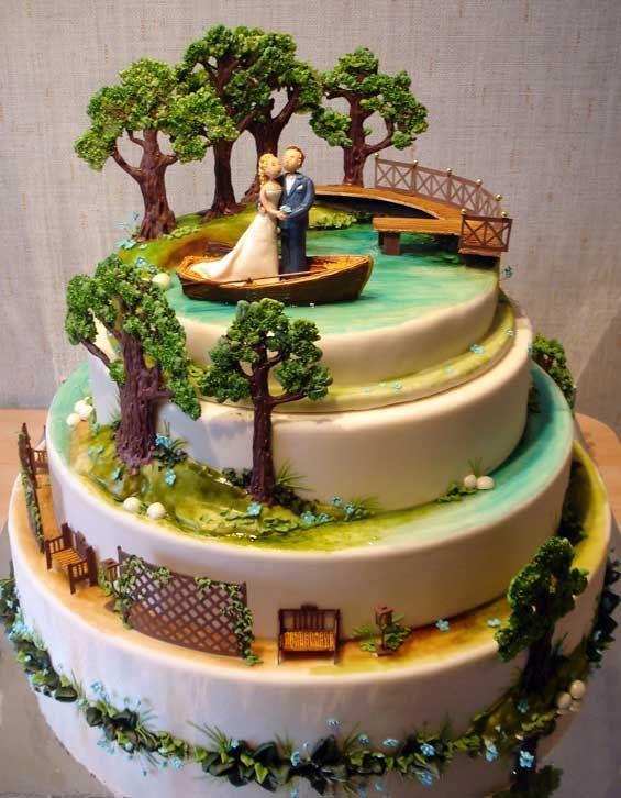 Como escolher bolo de casamento 6
