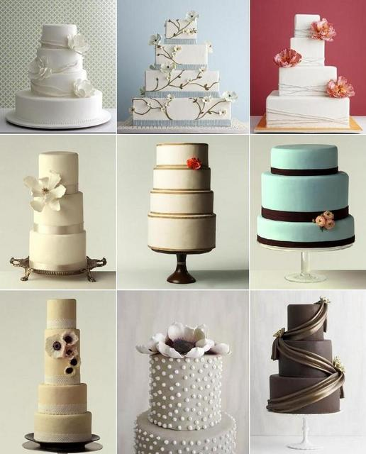 Como escolher bolo de casamento 8