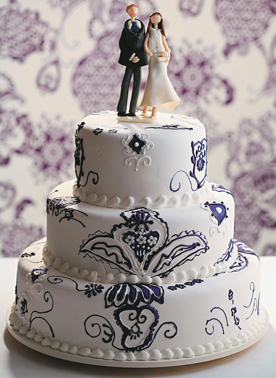 Como escolher bolo de casamento 9
