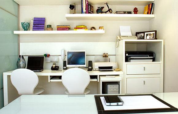 Como decorar o escritório sem gastar muito 4