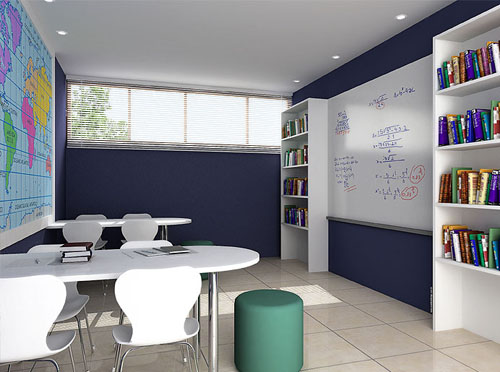 Sala de Estudos 7
