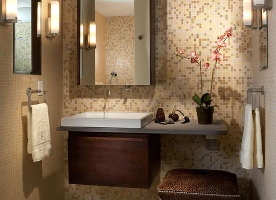Banheiros decorados fotos 2