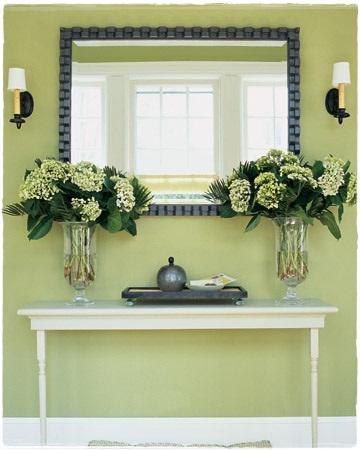 Simetria na decoração 3