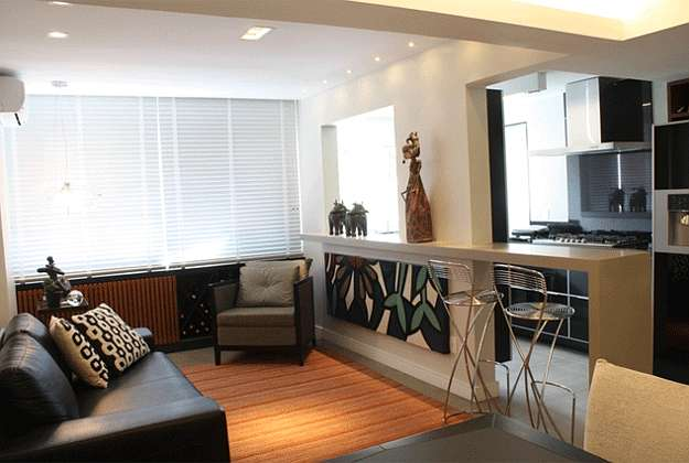 Apartamento de solteiro pequeno 4